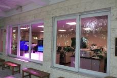 Laboratório de pesquisa e conservação de orquídeas e borboletas....