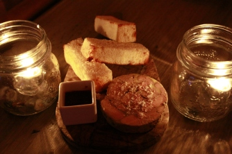 Foie Gras au Torchon...