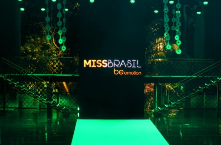 Miss Brasil Be Emotion 2017 !