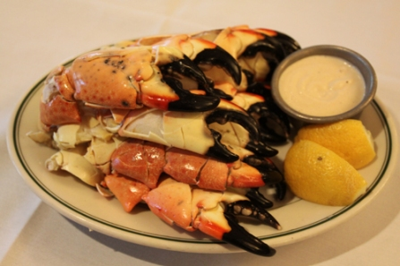 Joe's Stone Crab !